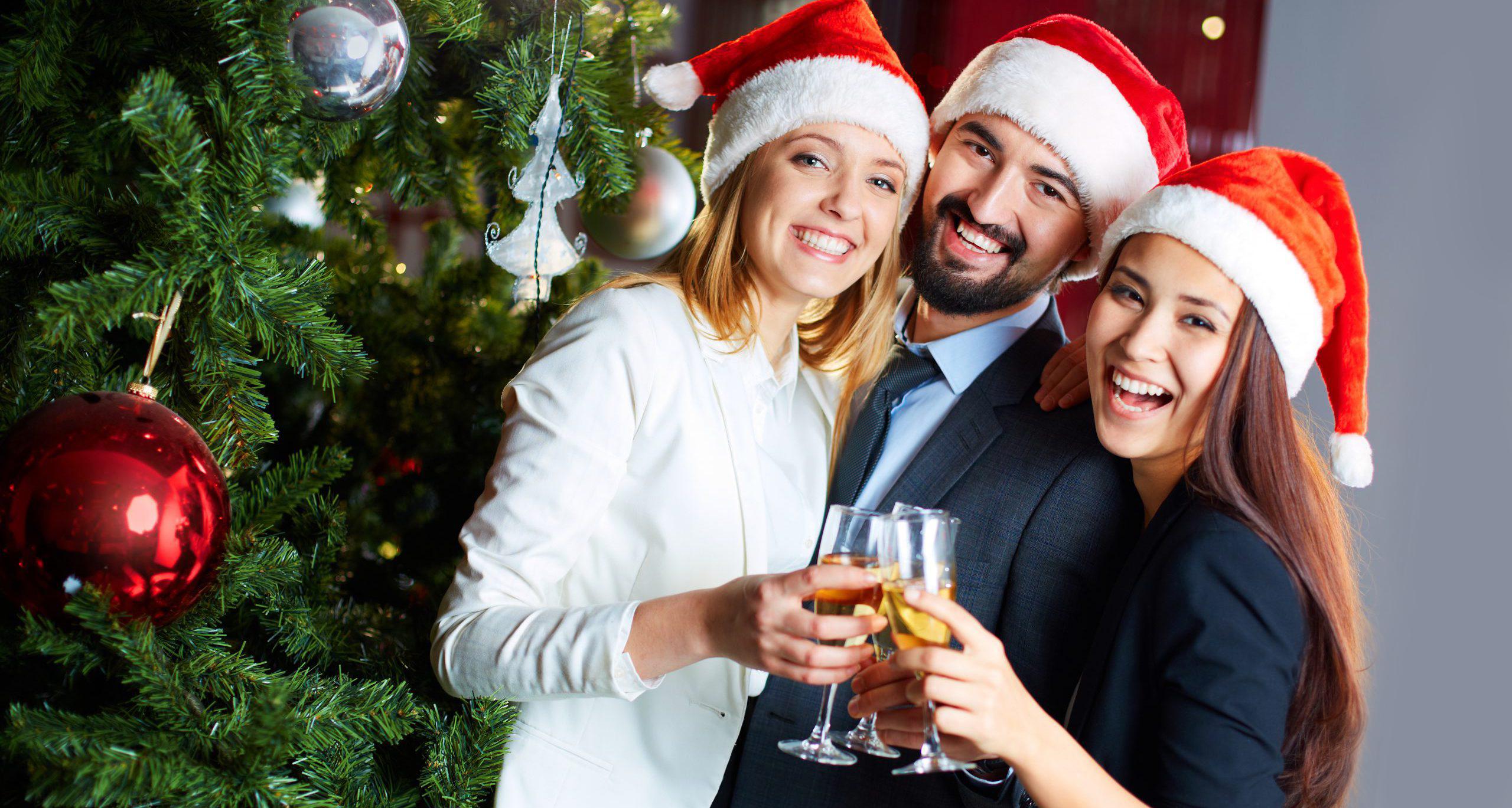 Weihnachtsfeier Firma