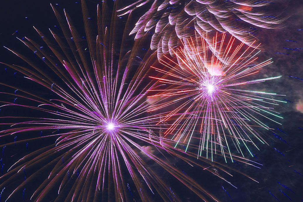 Feuerwerk booking